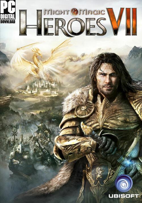 Might & Magic: Heroes VII - Cover / Packshot
