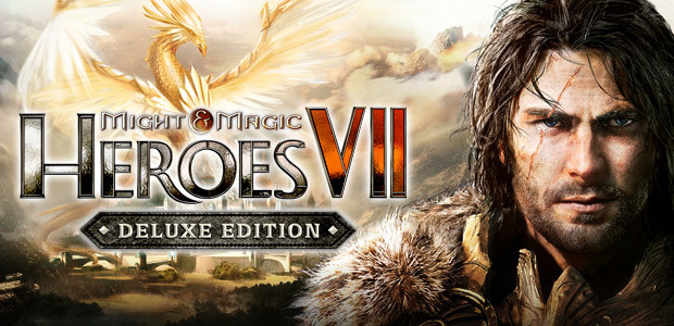Might & Magic Heroes VII Deluxe Edition - Cover / Packshot