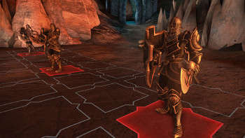 Screenshot1 - Might & Magic Heroes VII – Trial by Fire