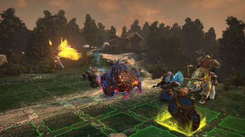 Screenshot4 - Might & Magic Heroes VII – Trial by Fire