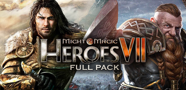 Might & Magic Heroes VII - Full Pack - Cover / Packshot