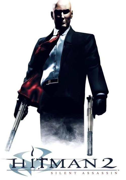 Hitman 2: Silent Assassin - Cover