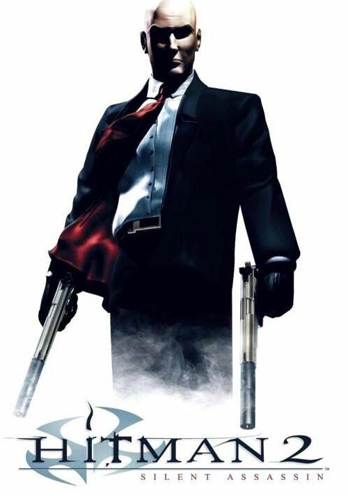Hitman 2: Silent Assassin - Cover / Packshot