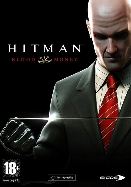 Hitman: Blood Money - Cover / Packshot