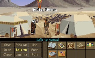 Screenshot10 - Indiana Jones and the Fate of Atlantis