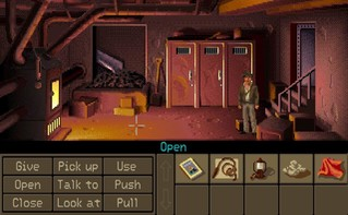 Screenshot2 - Indiana Jones and the Fate of Atlantis