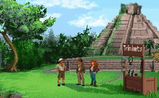 Screenshot4 - Indiana Jones and the Fate of Atlantis