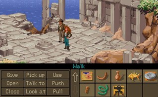 Screenshot6 - Indiana Jones and the Fate of Atlantis