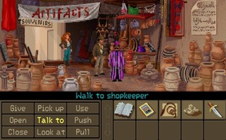 Screenshot7 - Indiana Jones and the Fate of Atlantis