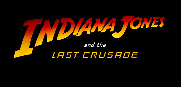Indiana Jones and the Last Crusade - Cover / Packshot