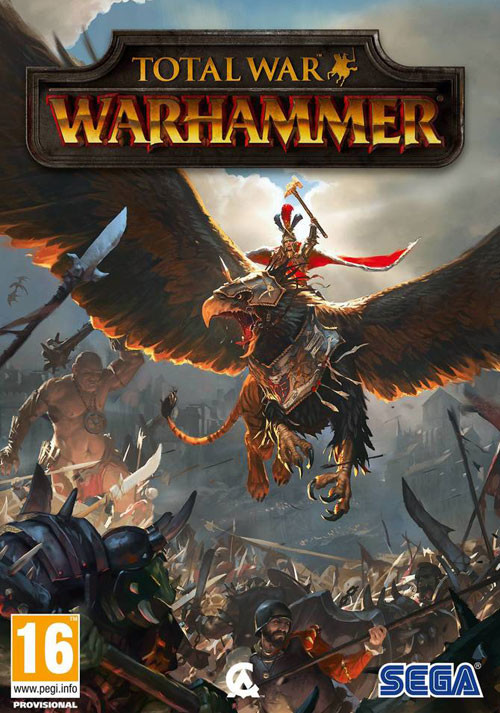 Total War: WARHAMMER - Cover