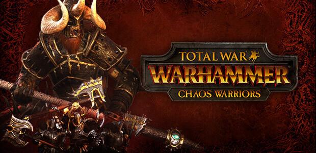 Total War: WARHAMMER - Chaos Warriors Race Pack - Cover / Packshot