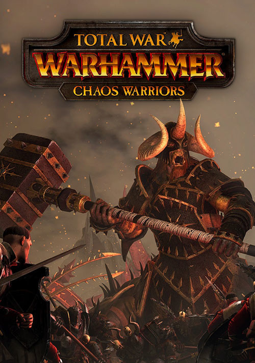 Total War: WARHAMMER - Chaos Warriors Race Pack - Packshot