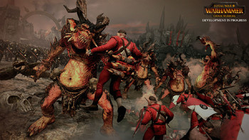 Screenshot1 - Total War: WARHAMMER - Chaos Warriors Race Pack