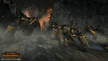 Screenshot4 - Total War: WARHAMMER - Chaos Warriors Race Pack