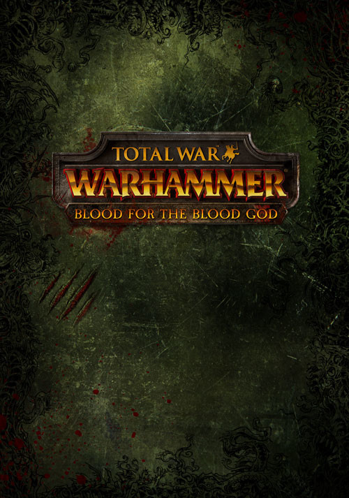 Total War: WARHAMMER - Blood for The Blood God - Cover / Packshot