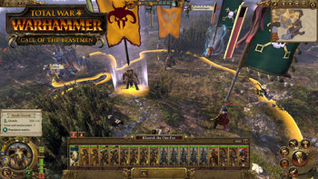 Screenshot1 - Total War: WARHAMMER - Call of the Beastmen