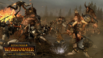 Screenshot6 - Total War: WARHAMMER - Call of the Beastmen