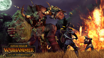 Screenshot8 - Total War: WARHAMMER - Call of the Beastmen
