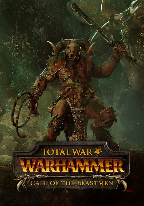 Total War: WARHAMMER - Call of the Beastmen - Cover / Packshot