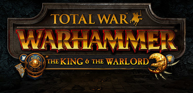 Total War: WARHAMMER - The King and the Warlord - Cover / Packshot
