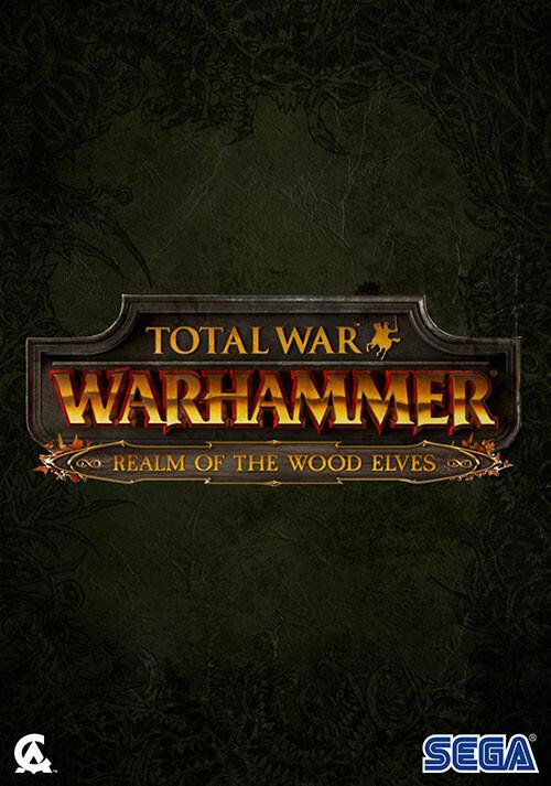 Total War: WARHAMMER - Realm of the Wood Elves - Cover / Packshot