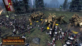 Screenshot3 - Total War: WARHAMMER - Realm of the Wood Elves