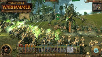 Screenshot1 - Total War: WARHAMMER - Realm of the Wood Elves