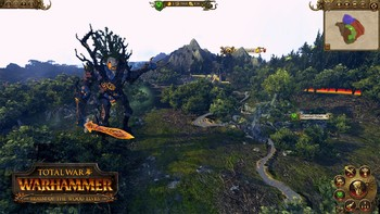 Screenshot6 - Total War: WARHAMMER - Realm of the Wood Elves