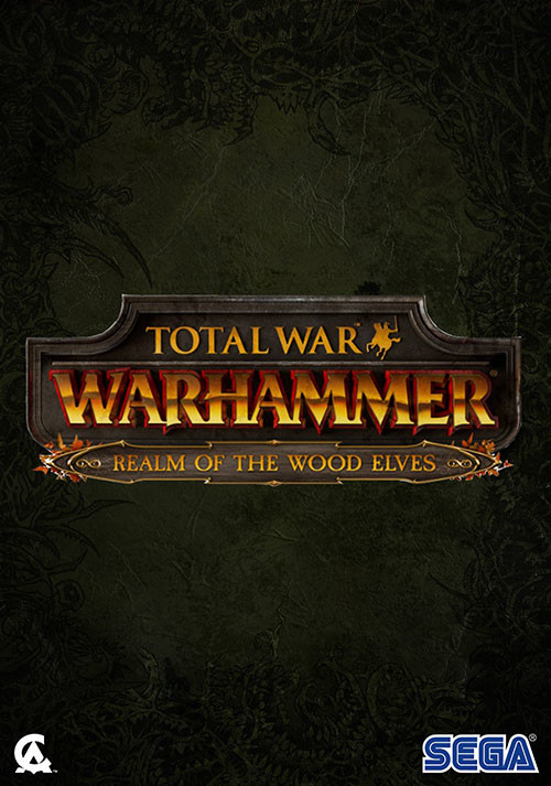 Total War: WARHAMMER - Realm of the Wood Elves - Cover / Packshot