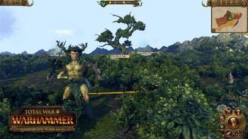Screenshot4 - Total War: WARHAMMER - Realm of the Wood Elves