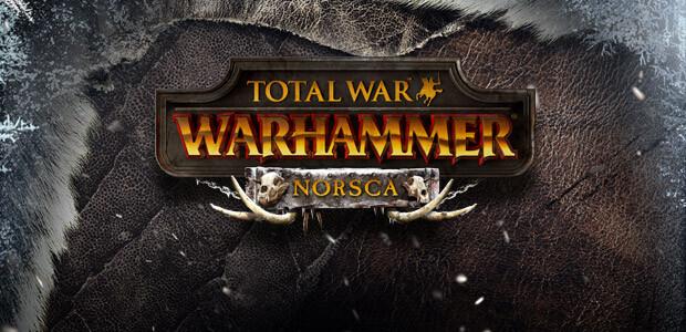 Total War: WARHAMMER - Norsca - Cover / Packshot