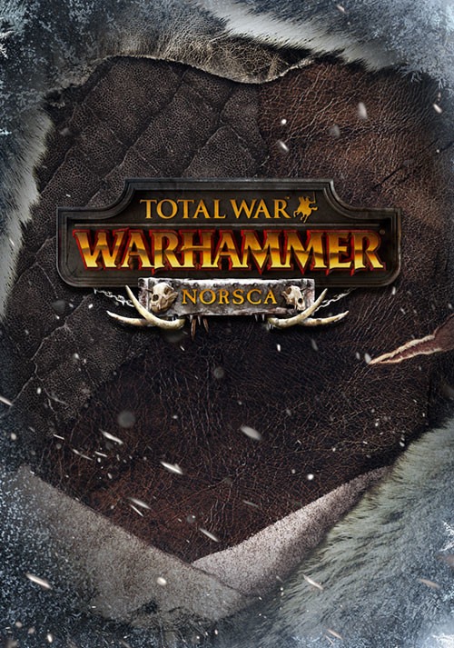 Total War: WARHAMMER - Norsca - Cover / Packshot