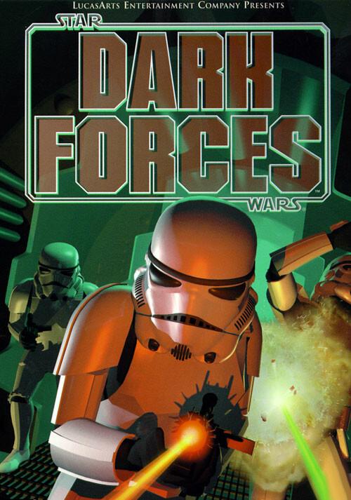 Star Wars: Dark Forces - Packshot