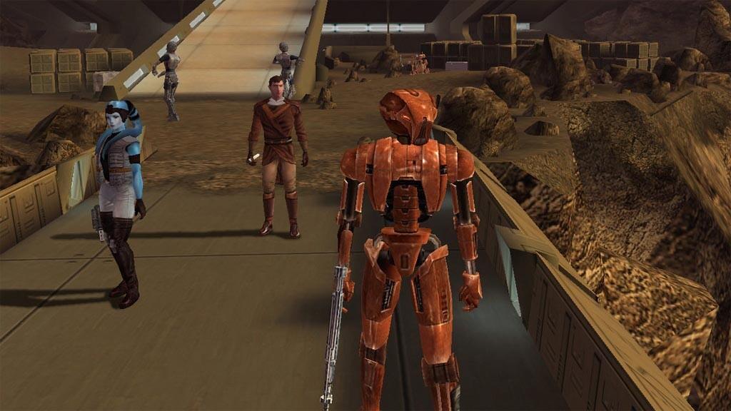 Star Wars Knights Of The Old Republic Steam Cd Key Für Pc Online Kaufen