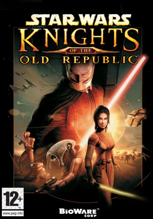 Star Wars: Knights of the Old Republic - Cover