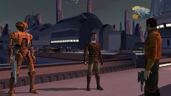 Screenshot4 - Star Wars: Knights of the Old Republic