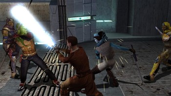 Screenshot5 - Star Wars: Knights of the Old Republic