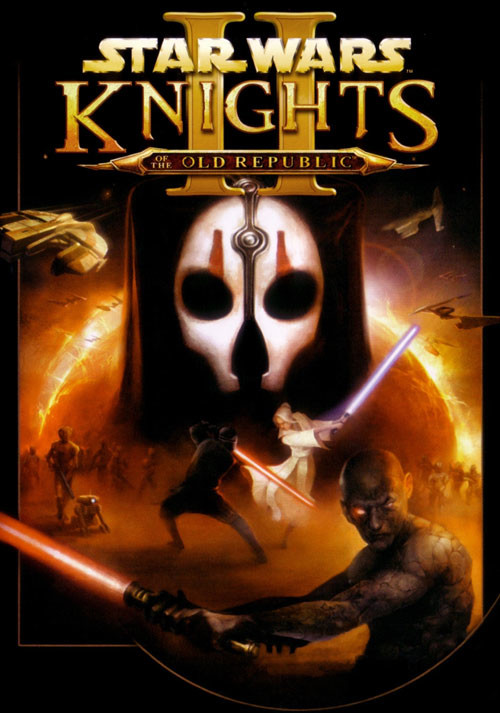 Star Wars: Knights of the Old Republic II - The Sith Lords - Cover