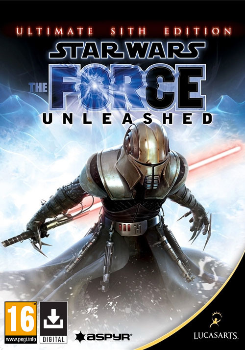 Star Wars: The Force Unleashed - Ultimate Sith Edition - Cover