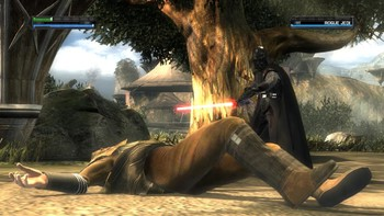 Screenshot1 - Star Wars: The Force Unleashed - Ultimate Sith Edition