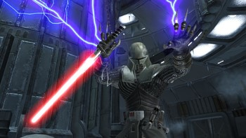 Screenshot7 - Star Wars: The Force Unleashed - Ultimate Sith Edition