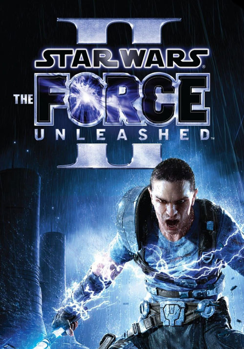Star Wars: The Force Unleashed II - Cover