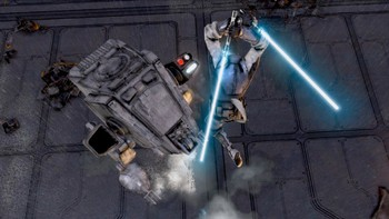Screenshot5 - Star Wars: The Force Unleashed II