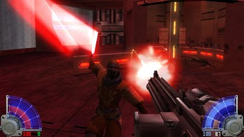 Screenshot4 - Star Wars Jedi Knight: Jedi Academy