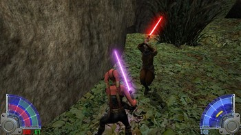 Screenshot5 - Star Wars Jedi Knight: Jedi Academy