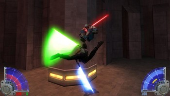 Screenshot1 - Star Wars Jedi Knight: Jedi Academy