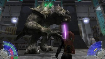Screenshot6 - Star Wars Jedi Knight: Jedi Academy
