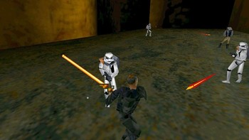 Screenshot3 - Star Wars Jedi Knight: Mysteries of the Sith
