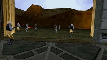 Screenshot4 - Star Wars Jedi Knight: Mysteries of the Sith